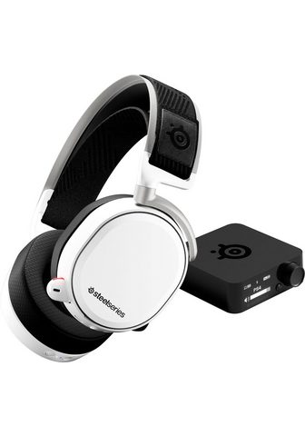 »Arctis Pro Wireless White«...
