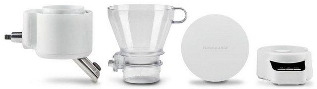 KitchenAid Siebaufsatz 5KSMSFTA, Zubehör für KitchenAid-Küchenmaschine, mit digitaler Waage