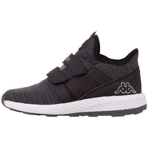Kappa »AMUN KIDS« Sneaker in atmungsaktiver Mesh-Qualität