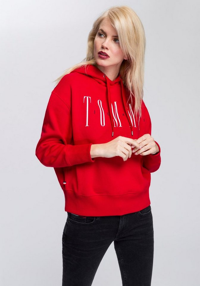 13e78b0a Tommy Jeans Sweatshirt »TJW ESSENTIAL LOGO HOODIE« | OTTO