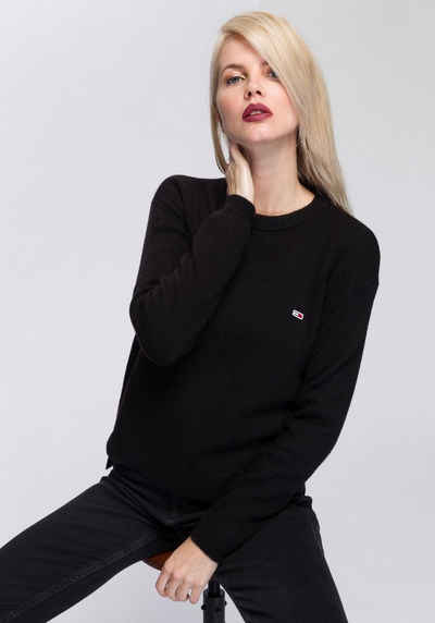 Tommy Jeans Pullover »TJW SIDE STITCH DETAIL SWEATER« 0e194825c1
