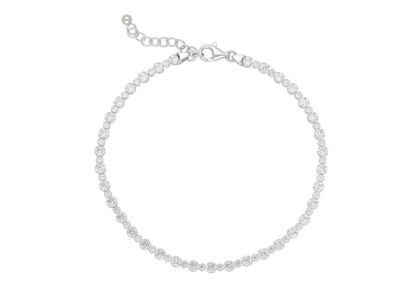 Firetti Armband »Tennisarmband« | Schmuck > Armbänder > Tennisarmbänder | Firetti