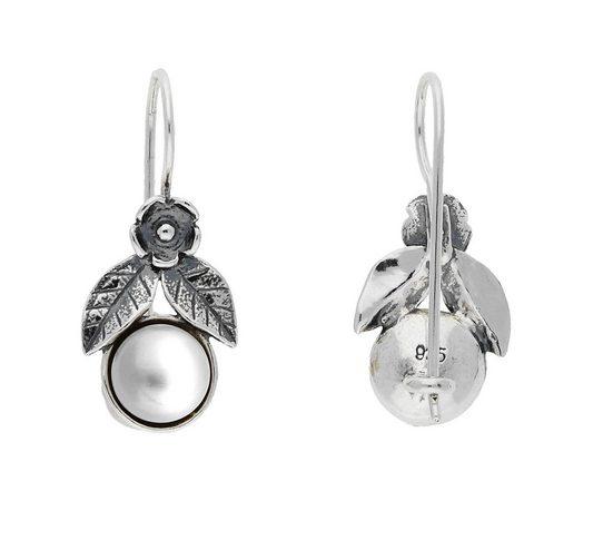Vivance Paar Ohrhaken »Perlen«