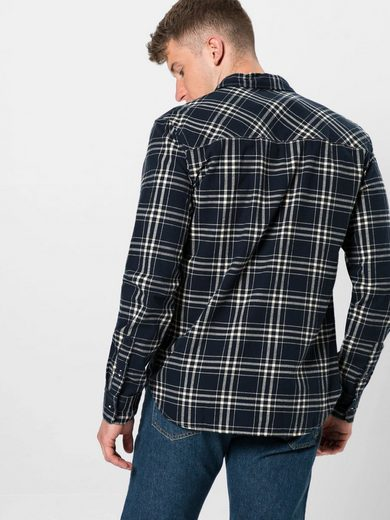 Scotch Karohemd Ams Checked Brushed »regular Soda Shirt« Fit amp; Blauw Cotton rx1wrqCS