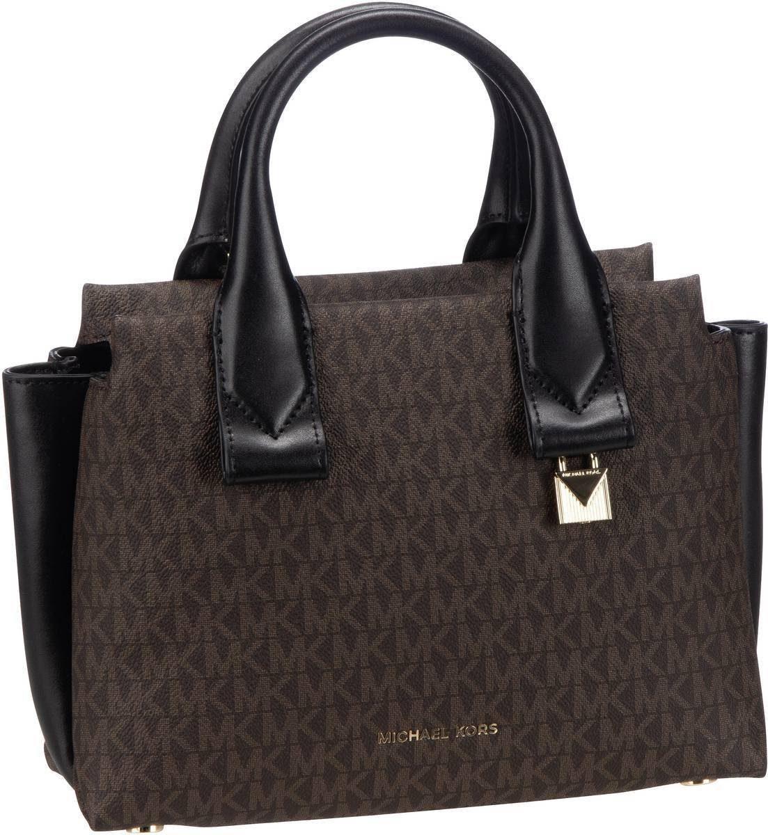 MICHAEL KORS Handtasche »Rollins Small Satchel MK Signature«