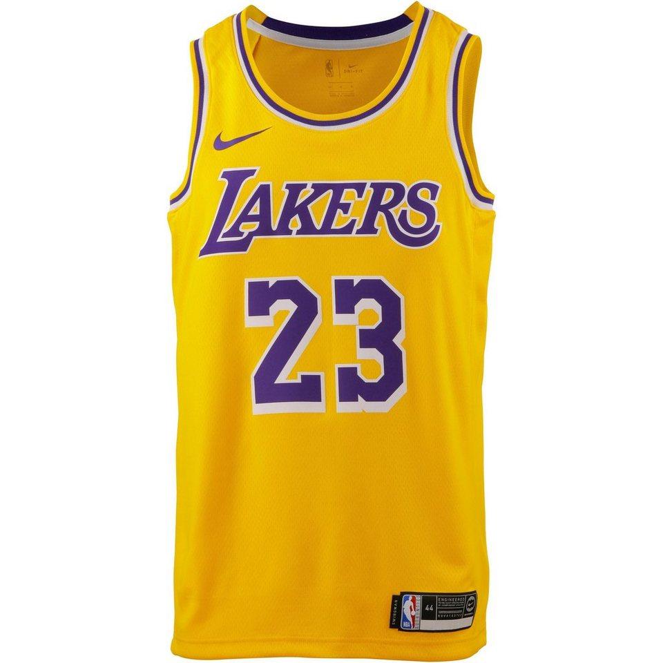 reputable site 71679 a04e9 Nike Basketballtrikot »Lebron James Los Angeles Lakers«