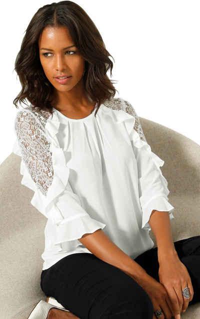 3c38df7dc98b7c Blusen in großen Größen » Blusen für Mollige kaufen