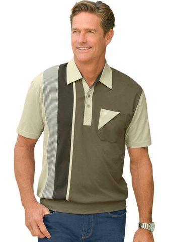 HAJO Polo marškinėliai trumpomis rankovėmis...