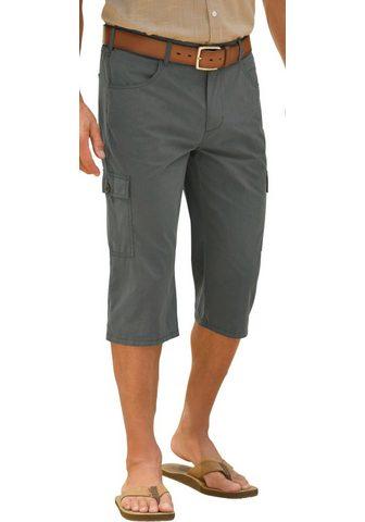CATAMARAN 3/4 ilgio kelnės su iš šono Dehnbund