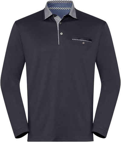 ca44a00f3322 Hajo Langarm-Shirt in stay fresh-Qualität