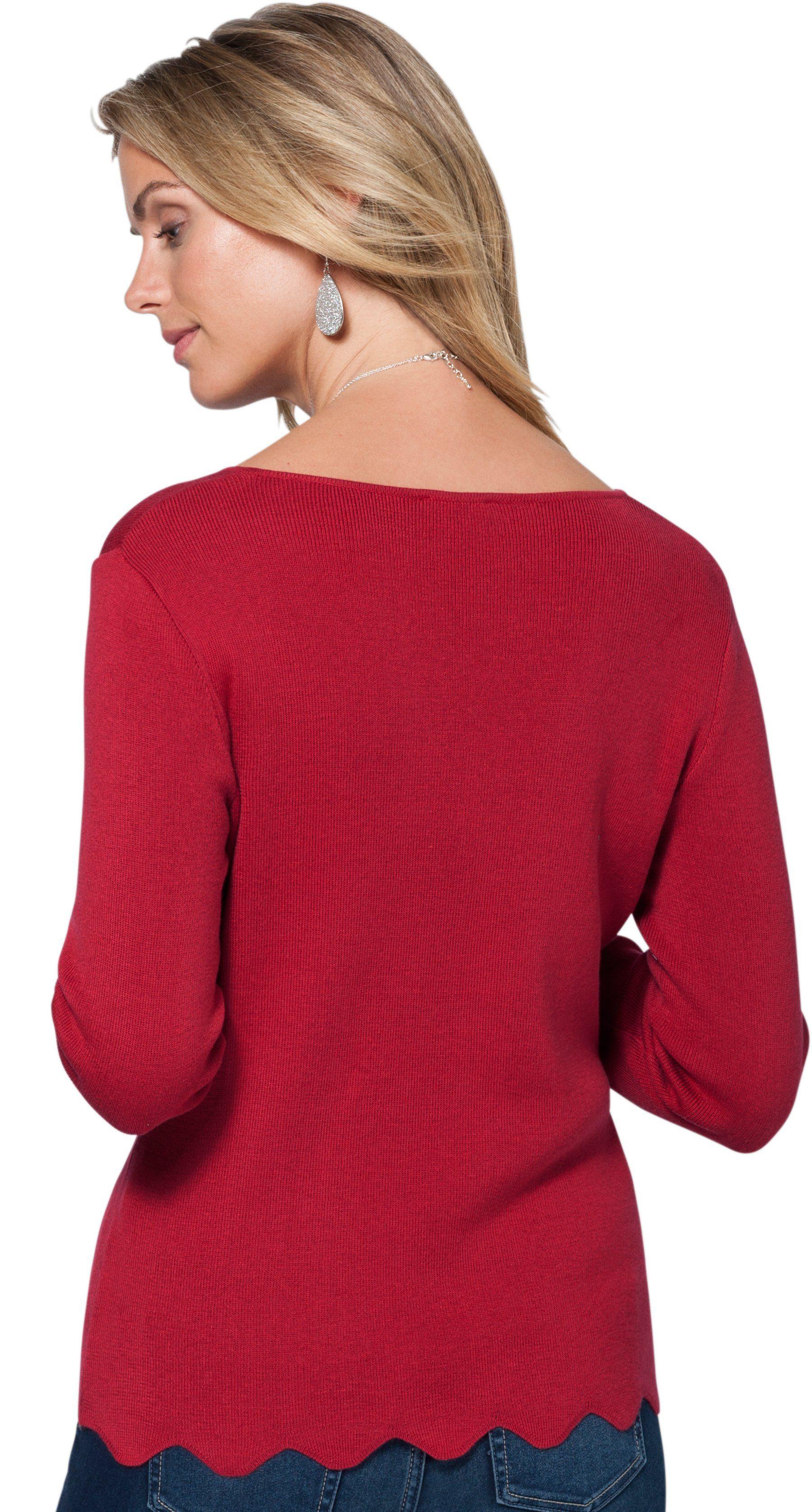 Abschlüssen Mit Ambria Gewellten Kaufen Pullover Ygvb76yf