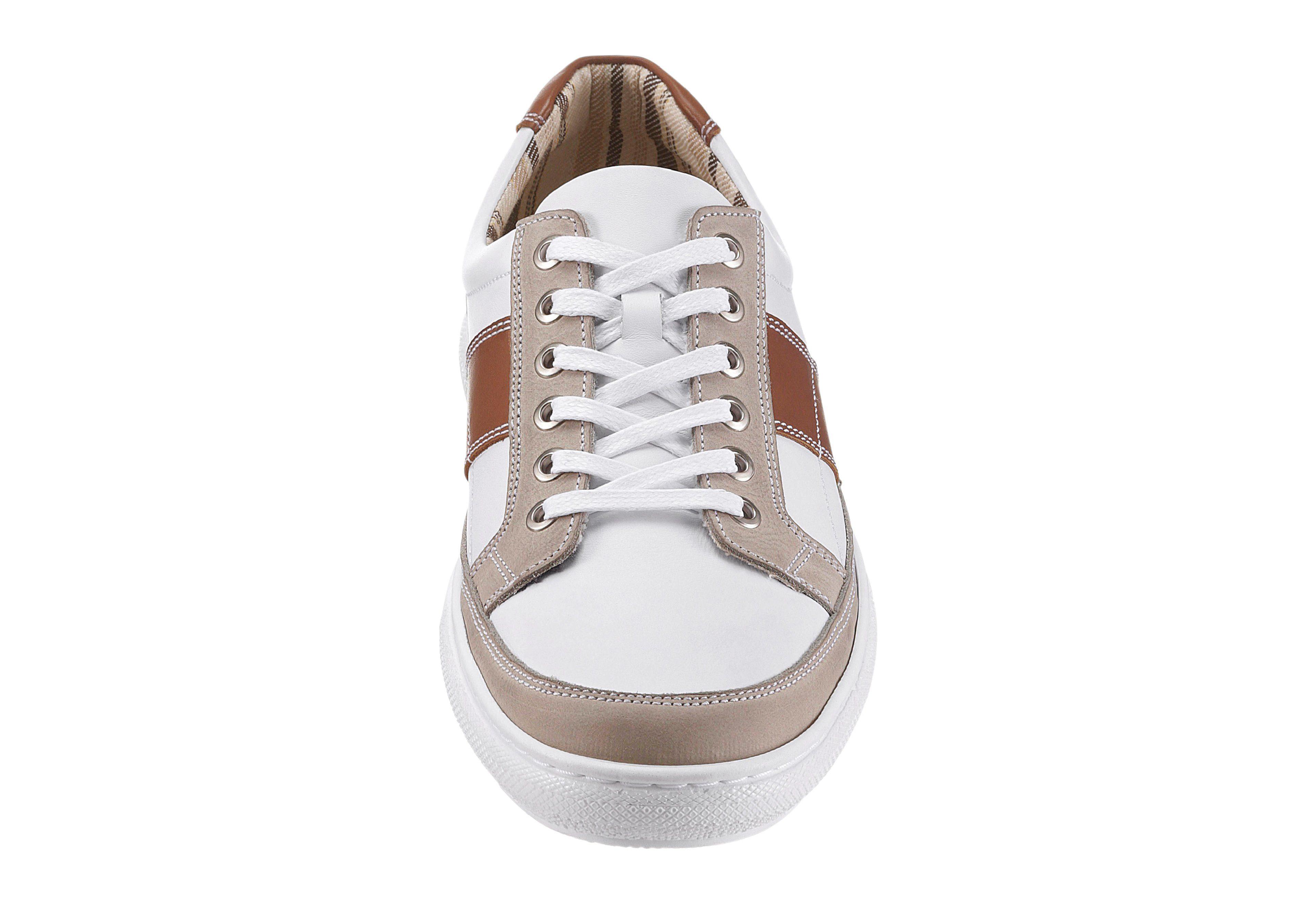 Kaufen Weiß nr Artikel Softwalk beige Mit Wechselfußbett 8288095586 Schnürschuh RgqA6x