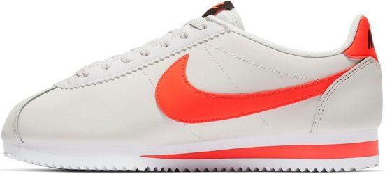 Cortez Leather« Nike »wmns Sportswear Sneaker Classic 7AwCCq