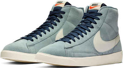 da4073b983e14c Nike Sportswear »Wmns Blazer Mid Vintage Suede« Sneaker