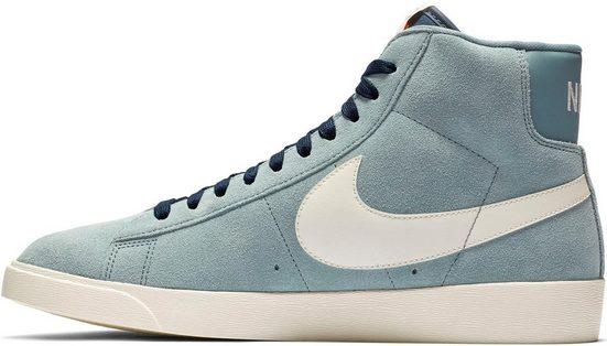 Sneaker Sportswear Mid Suede« »wmns Blazer Nike Vintage gBqwfRSgx