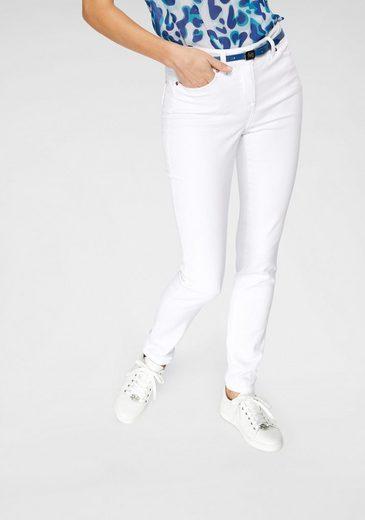 GUIDO MARIA KRETSCHMER 5-Pocket-Jeans in unifarbener Optik