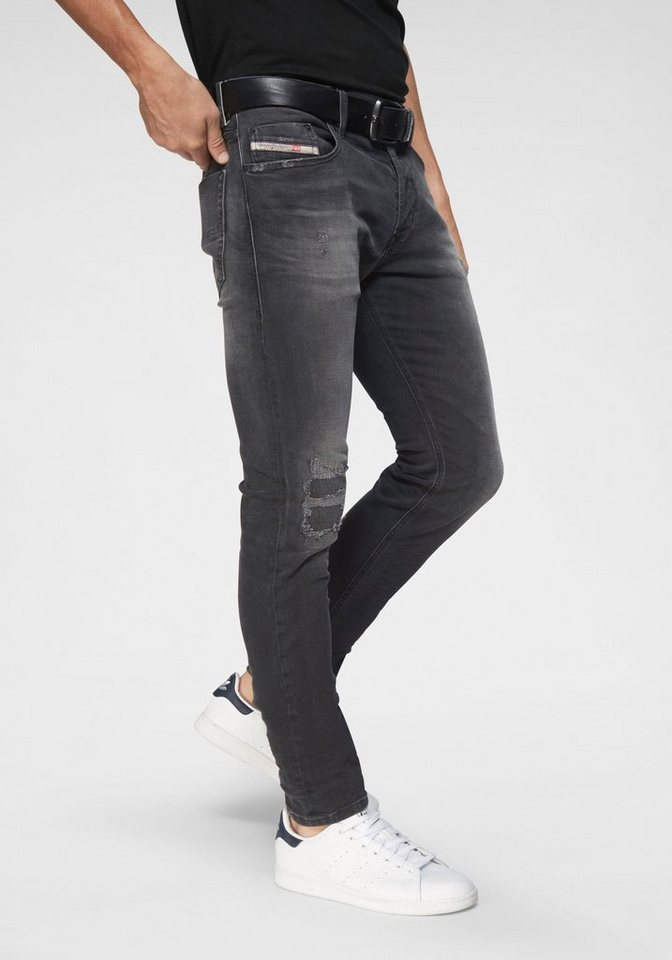 1cfb6d262672 Diesel Tapered-fit-Jeans »TEPPHAR« online kaufen   OTTO