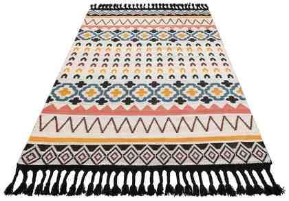 Teppich »Peru«, Guido Maria Kretschmer Home&Living, rechteckig, Höhe 6 mm, Wollteppich