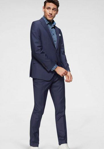 bugatti Anzug (2-tlg), leichte Qualität, gefüttert