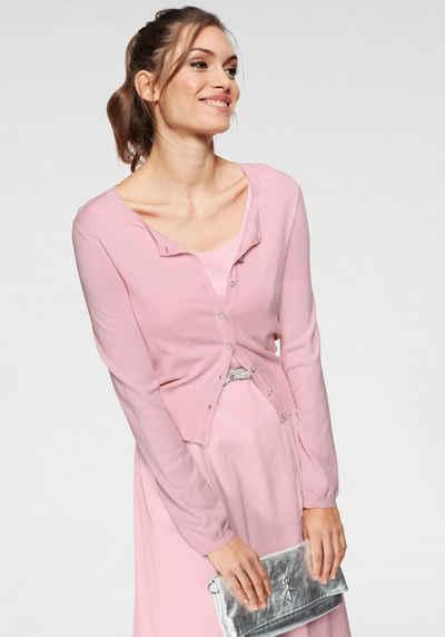 detailed look 2b6c1 d8869 Strickjacke in rosa & pink online kaufen | OTTO