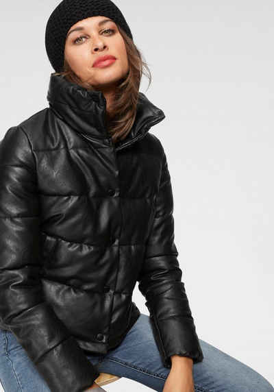 Куртка из искусственной кожи Only