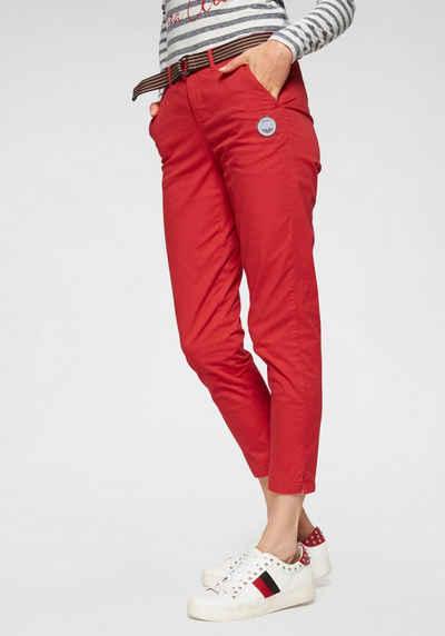 c2b71cb44bda5 Rote Caprihosen online kaufen | OTTO