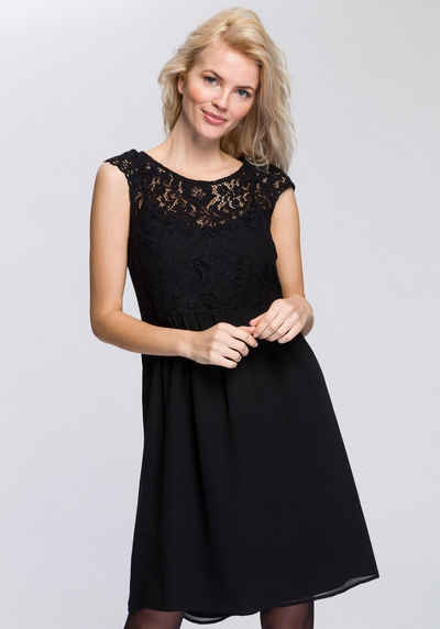 Esprit Collection Cocktailkleid mit Spitze 70e0a63b3a