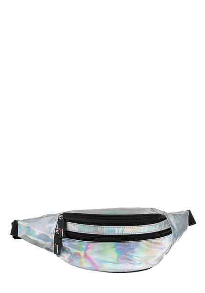 KangaROOS Gürteltasche, mit Reißverschluss-Rückfach