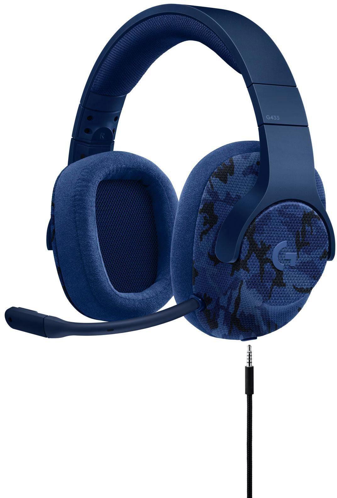 Logitech Games »G433« Gaming-Headset (Rauschunterdrückung)