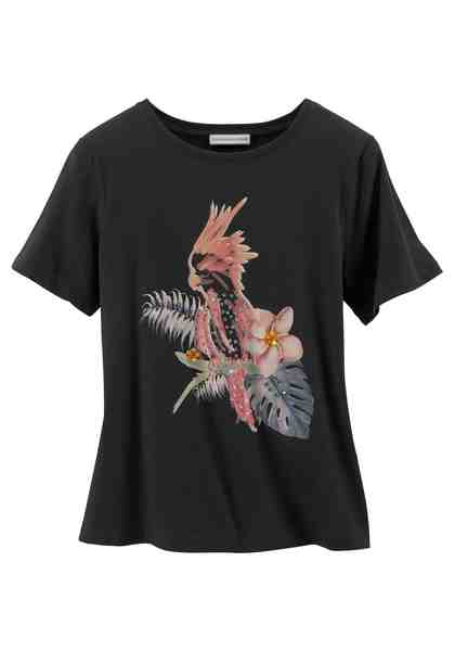 GUIDO MARIA KRETSCHMER T-Shirt mit Druck auf der Vorderseite