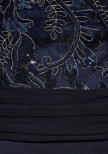 Aufwändiger Stickerei Guido Kretschmer Abendkleid Maria Mit XqUpIw1gU