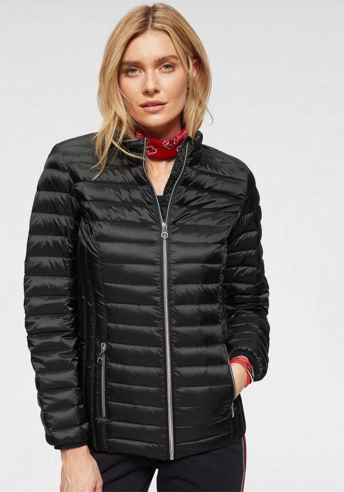 100% hohe Qualität begehrteste Mode eine große Auswahl an Modellen KangaROOS Daunenjacke mit kontrastfarbenem Futter   OTTO