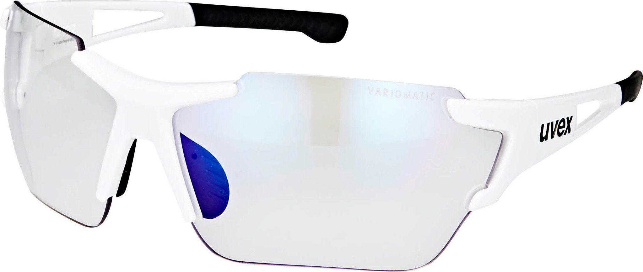 Uvex Sportbrille »Sportstyle 803 Race VM Sportglasses«
