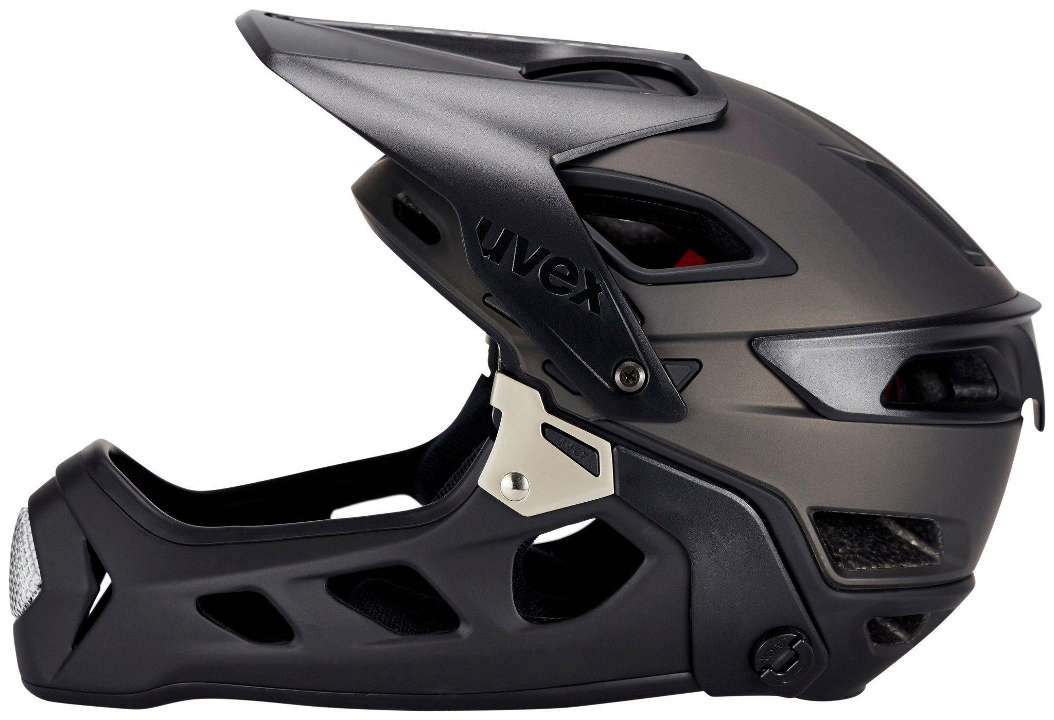 Uvex Fahrradhelm »Jakkyl Hde Helmet«