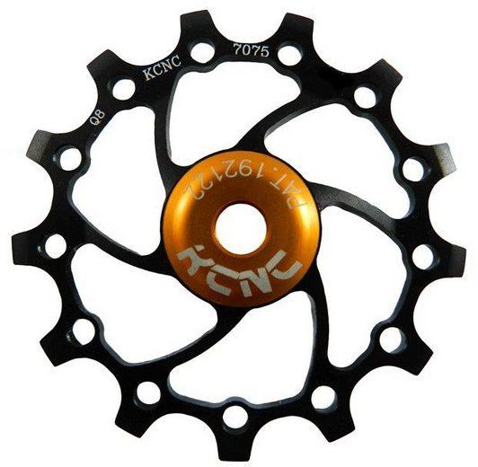 KCNC Kurbel »Jockey Wheel Original SS Bearing Long Teeth 13«