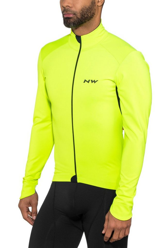 Northwave Regenjacke »Ghost H2O Total Protection Jacket Men«   Sportbekleidung > Sportjacken > Regenjacken   Gelb   Polyester   Northwave