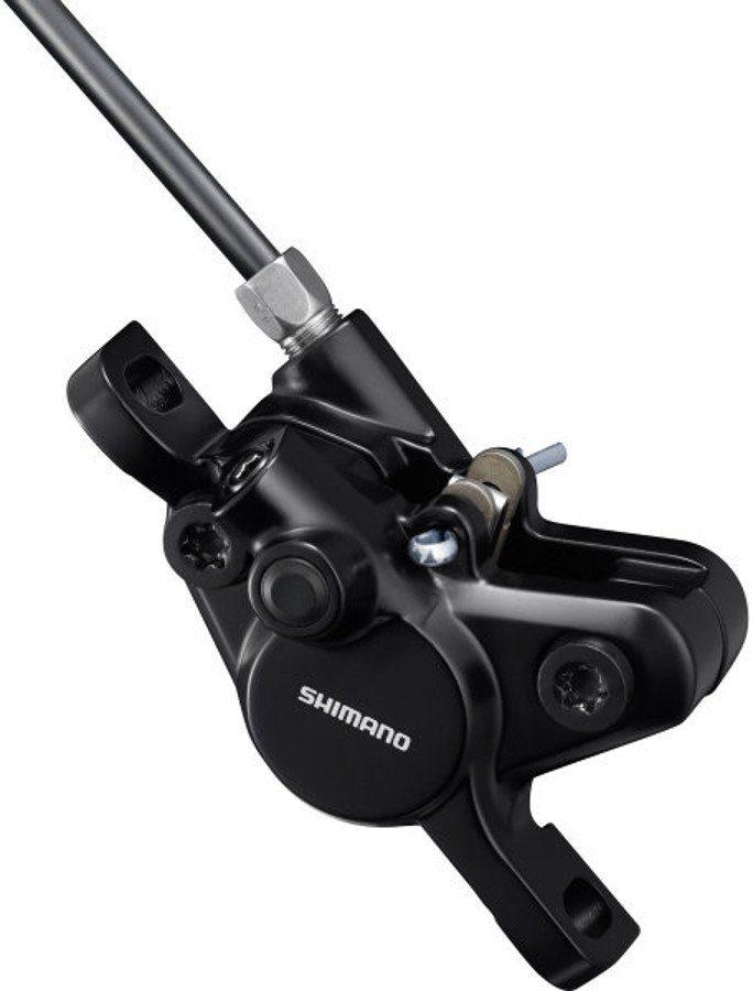 Shimano Scheibenbremsen Zubehör »BR-MT400 Bremssattel VR/HR Resin-Pad B01S«