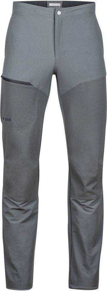 Marmot Outdoorhose »Scrambler Pants Men« | Bekleidung > Hosen > Outdoorhosen | Grau | Nylon - Polyester - Elasthan | Marmot