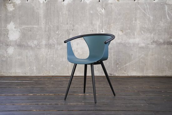 KAWOLA Stuhl Kunststoff verschiedene Farben »DANA«