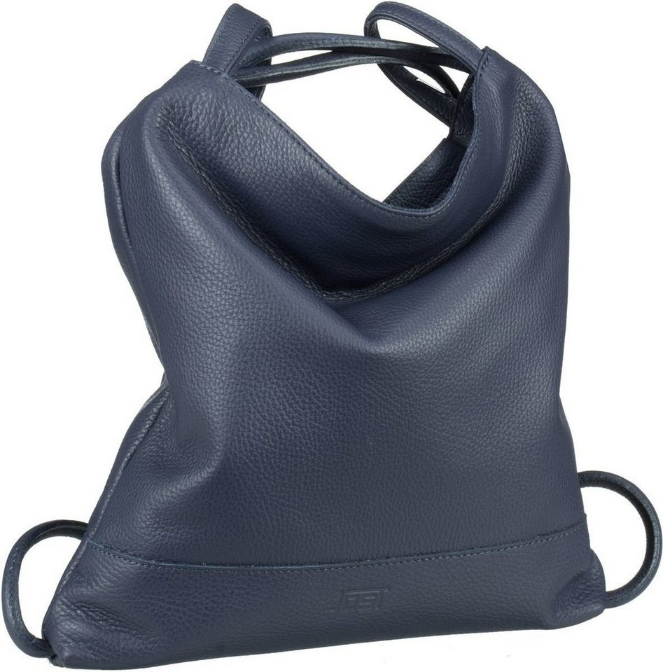 Damen Jost Rucksack  Daypack Vika 1831 Beutel-Rucksack blau   04025307737301