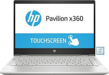 "HP Pavilion x360 14-cd1005ng Convertible »35,6 cm (14"") Intel Core i5, 128 GB + 1 TB, 8 GB«"