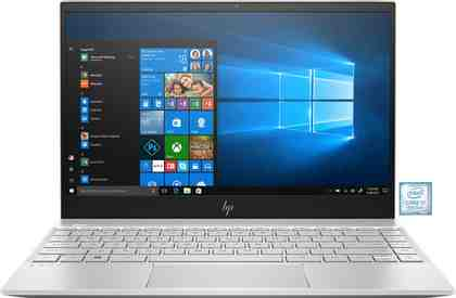 "HP ENVY Laptop 13-ah1004ng Notebook »33,8 cm (13,3"") Intel Core i7, 512 GB, 16 GB«"