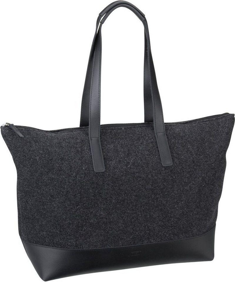 Damen Jost Handtasche Farum 2179 Shopper schwarz | 04025307746570