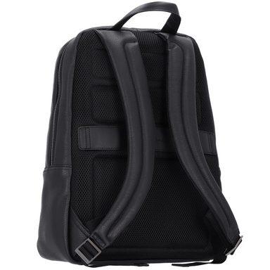Cm S86 Laptopfach 40 Rucksack Leder Piquadro nP0dCxx
