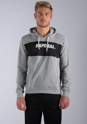 Kaporal Kapuzensweatshirt mit coolem Markenprint