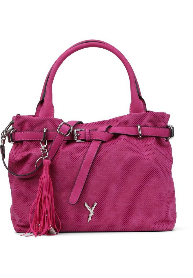 SURI FREY Shopper »No.2 Romy«   Taschen > Handtaschen > Shopper   Rosa   SURI FREY