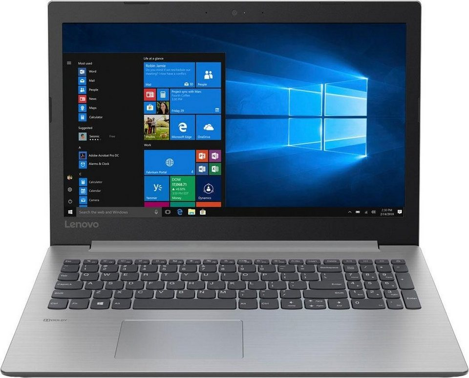 lenovo ideapad 330 15ast notebook 39 6 cm 15 6 zoll amd. Black Bedroom Furniture Sets. Home Design Ideas
