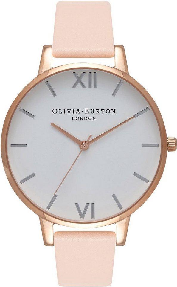 OLIVIA BURTON Quarzuhr »White Dial, OB16BDW21«   Uhren > Quarzuhren   Rosa   OLIVIA BURTON