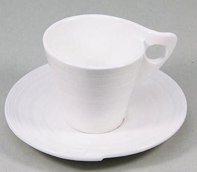 Retsch Arzberg Espressotasse »Julie« (12-tlg), Porzellan, 6 Tassen, 6 Untertassen