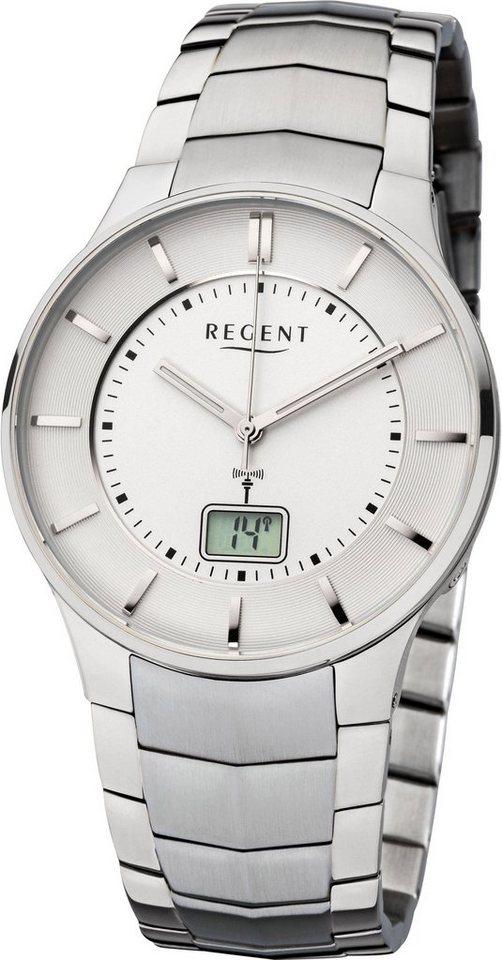 Regent Funkuhr »1836.44.91, FR212« | Uhren > Funkuhren | Regent
